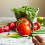 Analysing,Food,,Pesticides,Free,Vegetables
